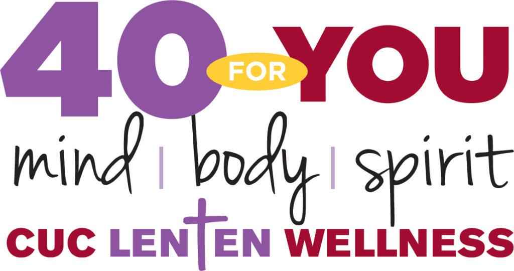 40 for You - Lenten Wellness
